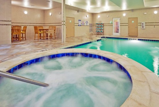 Bellmead, TX: Indoor Jacuzzi