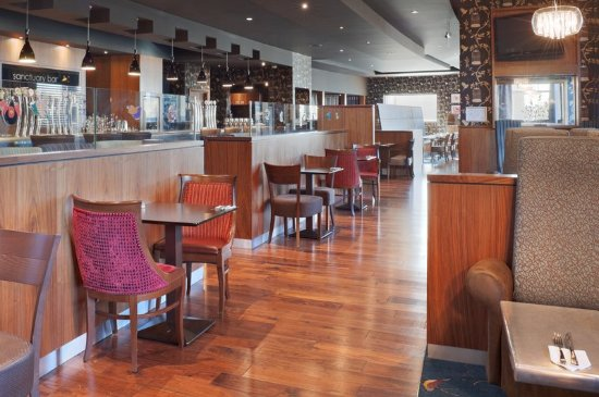 Blanchardstown, Irlanda: Santuary Bar and Lounge ideal for bar food