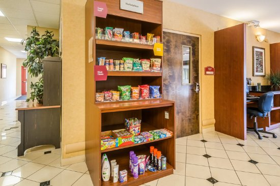 Comfort Suites Jacksonville I-295: Marketplace