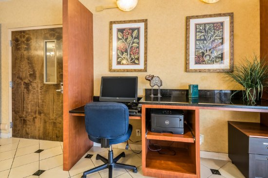 Comfort Suites Jacksonville I-295: Business Center