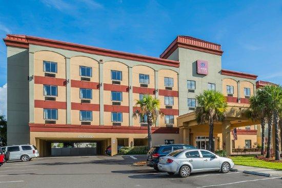 Comfort Suites Jacksonville I-295 : Exterior