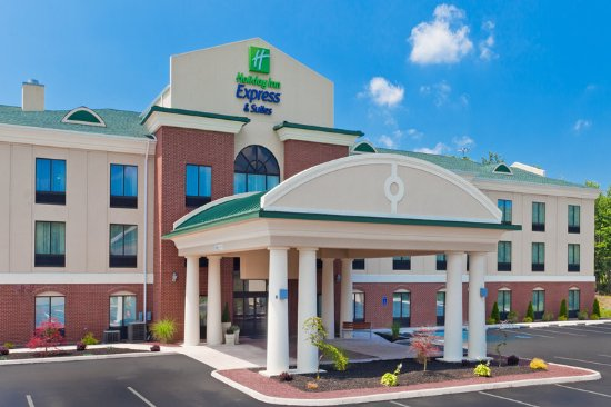 Holiday Inn Express Hotel & Suites White Haven - Lake Harmony: Hotel Exterior