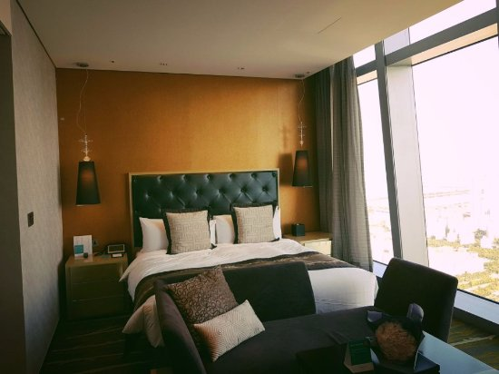 Oakwood Premier Incheon: 깔끔한 침실