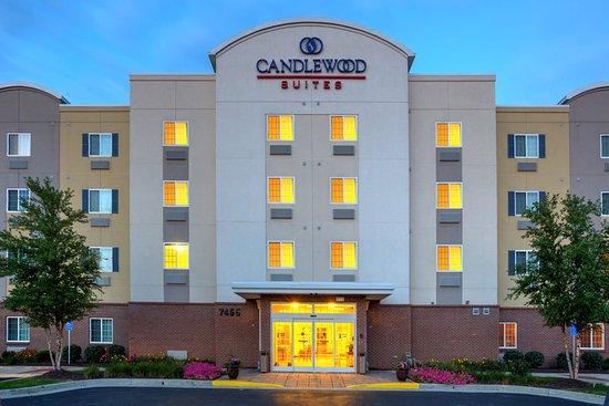 Candlewood Suites Indianapolis Northwest: Hotel Exterior