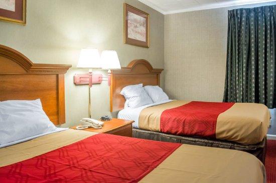 Newton Falls, Огайо: Guest room