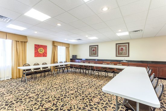 Clarksville, AR: Meeting Room