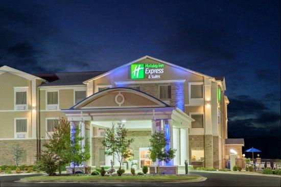 Clarksville, AR : Hotel Exterior