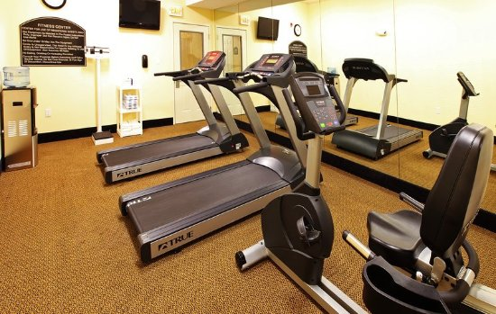 Clarksville, AR: Fitness Center