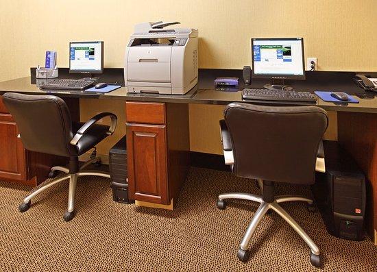 Clarksville, AR : Business Center
