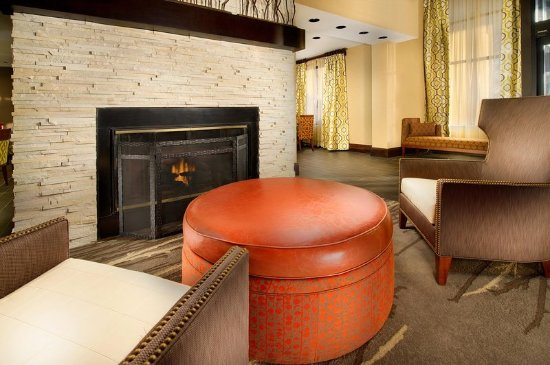 Haverhill, MA: Hotel Lobby