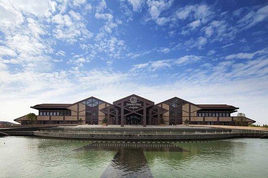 Jiaxing, Kina: Exterior Daytime