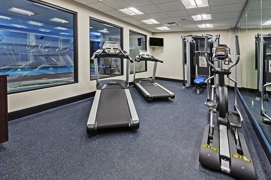 Glenpool, OK: Fitness Center(a)