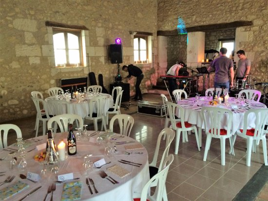 La Celle-Guenand, France: Celle-Guenand Mariage Location