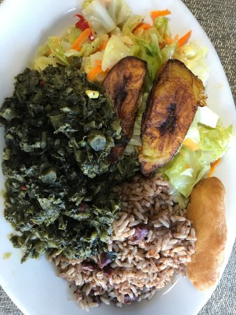 Ackee bamboo jamaican cuisine los angeles menu prices for Ackee bamboo jamaican cuisine