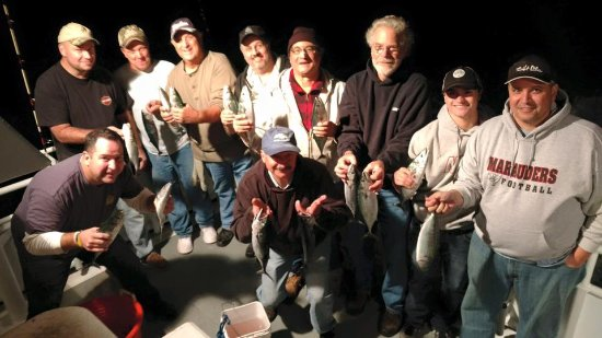 Queen Mary Party Fishing Boat & Charters: Hot Bonito bite Oct 1 2017 afternoon trip