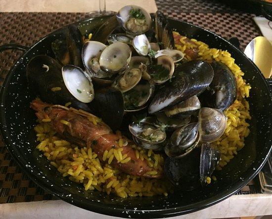 Restaurante tapas gourmet lounge en arona con cocina for Cocina francesa gourmet