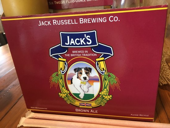 Placerville, CA: Jack Russell Brewery Downtown