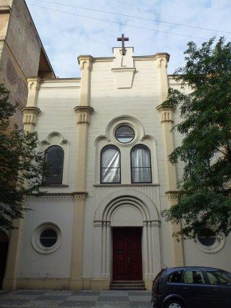 Nabozenska obec Cirkve ceskoslovenske husitske