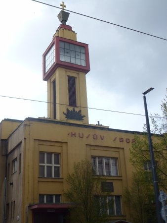 Husuv sbor Vrsovice