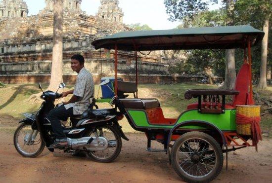 Savuth Angkor Tuk Tuk