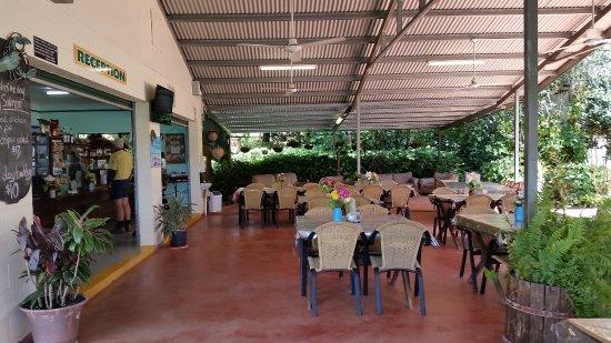 Malanda, Austrália: The cafe
