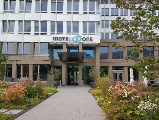Motel One Munich - Campus: hotel