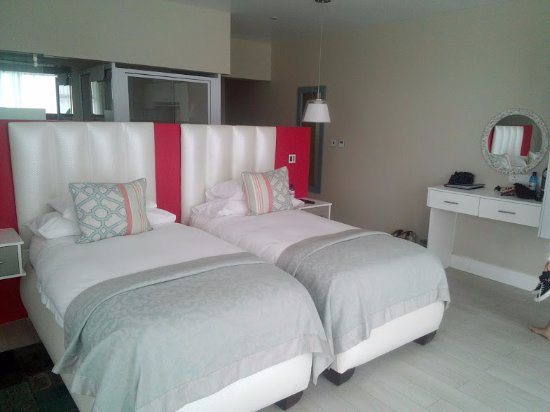 Atlantic Villa Boutique Guesthouse: Inside of Standard room