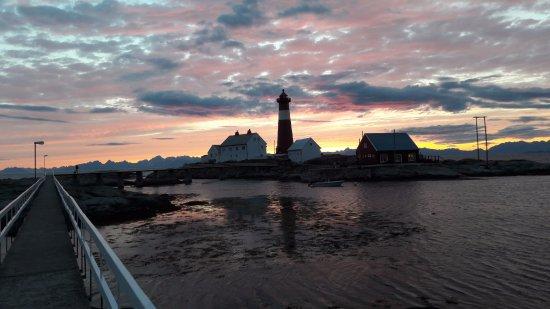 Bilde fra Tranøya