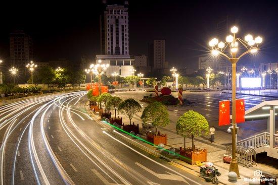 Nanchang Bayi Main Street