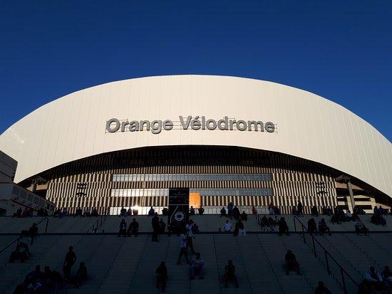 Stade velodrome marseille france top tips before you for Porte 7 stade velodrome