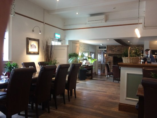 Godmanchester, UK: The White Hart