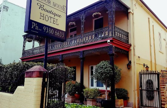 Manor House Boutique Hotel Sydney Picture