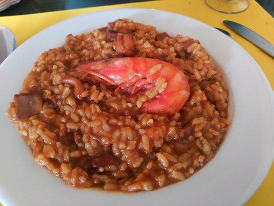 Restaurant El Sorrall: Arroz