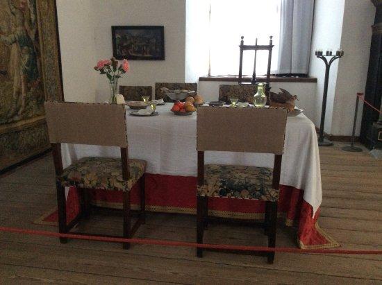 Fireplace billede af fredensborg slot fredensborg tripadvisor - Dining barokke ...