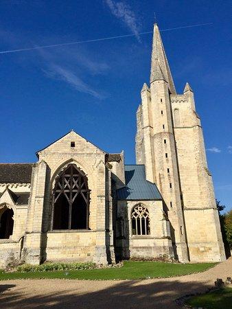 Abbaye Royale Saint Michel de Bois Aubry