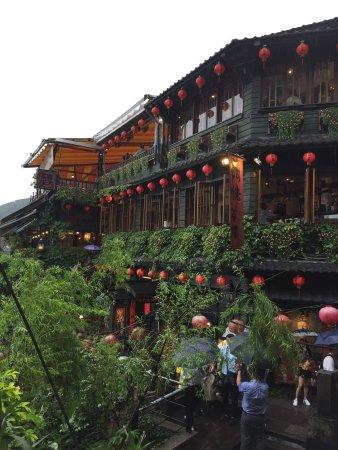 Jioufen Teahouse: 九份茶坊