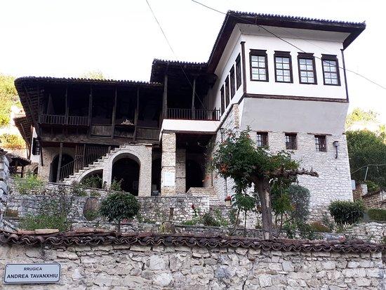 National Ethnographic Museum Berat: a beautiful restored house