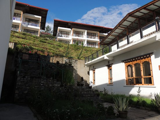 Zhingkham resort punakha specialty hotel reviews for Specialty hotels