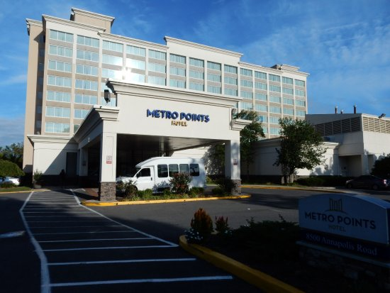 Metro Points Hotel - Washington North: Entrée EXT