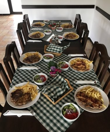 Mures County, Rumania: Restaurant Misi Csarda