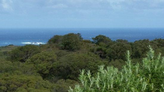 Augusta, Australia: west view