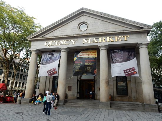 Quincy Market (Boston, MA): Top Tips Before You Go (with ...