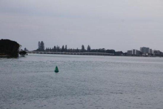 Free Spirit Cruises : Forster-Tuncurry Bridge