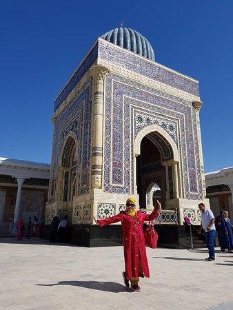 Imam Bokhari Mausoleum: Mausoleum Imam Al Bukhari, Samarkand