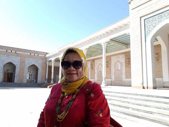 Imam Bokhari Mausoleum: Kompleks AL Bukhari Memorial Kompleks