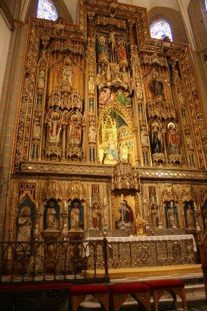 Cathedral de Santa Maria Photo
