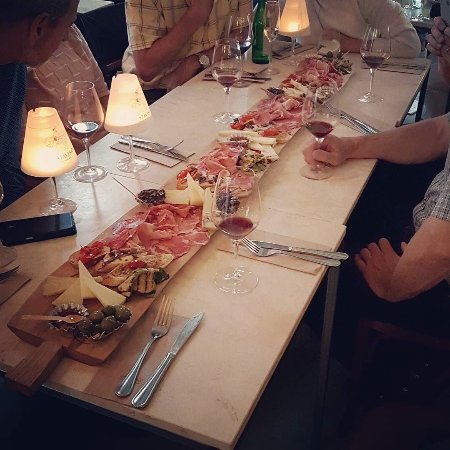 Malmo, Sweden: GUSTAVINO Italian Wine Bar