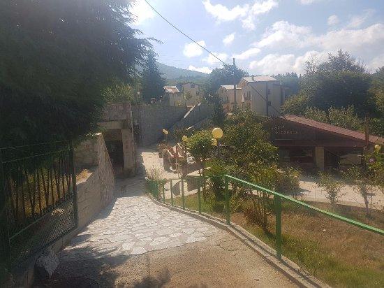Gambarie, Italy: Ingresso al locale