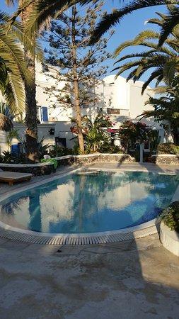Hermes Hotel: Kleine zwembad