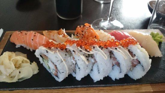 ShinNori: Blandad sushi
